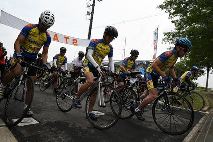 2016-06-05 霞ケ浦一周サイクリング大会、鉾田メロンサミット 089