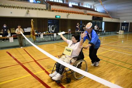 土浦市障害者スポーツ大会 020